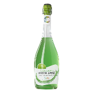 Frizante green apple la vida en colores de 75cl.
