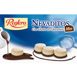 Reglero nevaditos chocolate estuche de 220g.