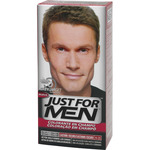 Just For Men colorante en champu hombre color castaño oscuro natural