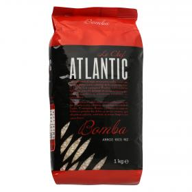 Atlantic arroz bomba de 1kg.