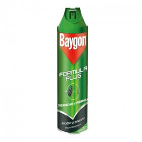 Baygon formula plus cucaracha de 60cl. en spray
