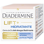 Diadermine crema antiarrugas lift plus hidratante doble accion dia de 50ml. en bote