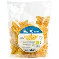 Veritas nachos al natural de 125g.