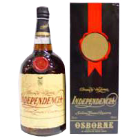 Independencia brandy de 70cl. en botella