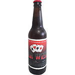 Far west red wine ale cerveza artesana almeria de 33cl. en botella