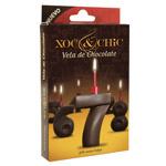Xoc & chic vela chocolate nº 7