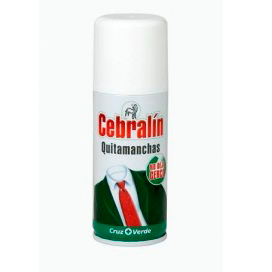 Cebralin quitamanchas de 20cl. en spray