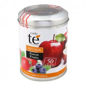 Cuida té forest fruits de 100g.