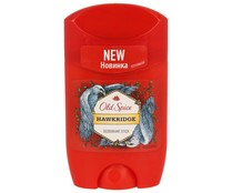 Old Spice desodorante hawkridge en stick envase de 50ml.