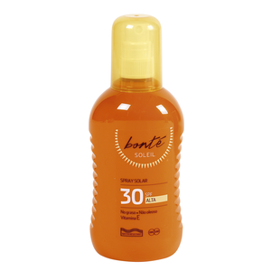 Bonte solar fp 30 de 25cl. en spray