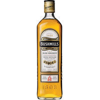 Whisky original bushmills de 70cl. en botella