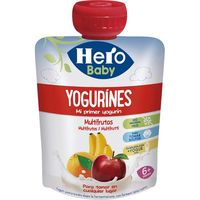 Hero bolsita yogurines multifru de 80g.