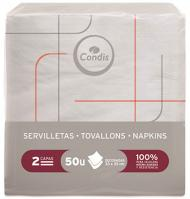 Condis servilletas 33 decorada 50