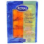 Royal salmon ahumado de 160g.