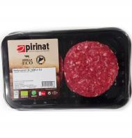 Hamburguesa pirinat ternera eco 1 saf