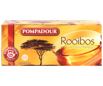 Pompadour infusion rooibos 25