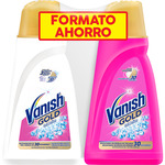Vanish gold quitamanchas oxi action en gel quitamanchas oxi action white en gel de 94cl. por 2 unidades en botella
