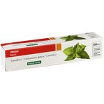 Eroski Basic dentifrico dental verde de 10cl.