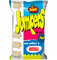 Snacks jumpers mantequilla de 100g.