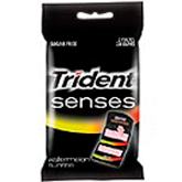 Trident chicle sandia senses 3 de 40,5g.