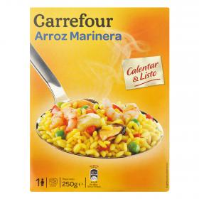 Carrefour arroz marinera de 250g.