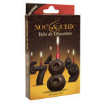 Xoc & chic vela chocolate nº 8