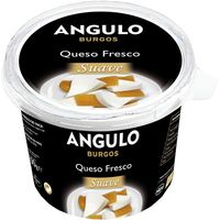 Angulo queso fresco de 500g. en tarrina