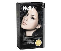 Nelly tinte en crema negro color 1/00