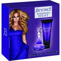 Beyonce colonia midnigth heat vaporizador de 50ml.