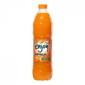 Enjoy refresco naranja de 1,5l.