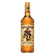 Capitan Morgan ron spiced gold original de 70cl.