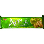 Regal apple rolls galletas rellenas manzana de 170g. en paquete