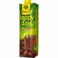Néctar de cereza 50% happy day de 1l. en brik