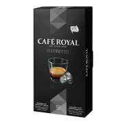 Royal cafe ristretto por 10 unidades