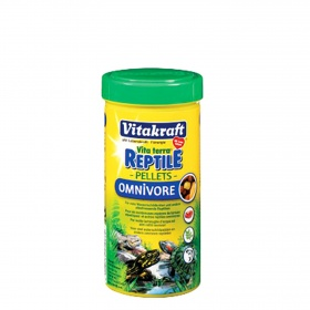 El Menu reptile pellets de 25cl.