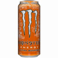 Monster bebida energetica ultra sunrise de 50cl. en lata
