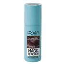 Magic retouch tinte castaño retoca raices instantaneo de 75ml. en spray