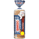 Bimbo pan molde familiar de 750g.