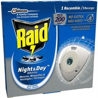 Raid insecticida night and day recambio