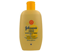 Johnson's colonia suave bebe con fragancia citrica de 75cl.