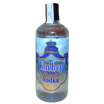 Knebep vodka azul de 70cl. en botella