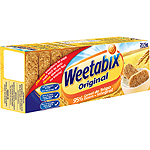 Weetabix ready break original individual de 250g. en paquete