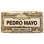 Pedro Mayo chocolate familiar taza tableta de 200g.