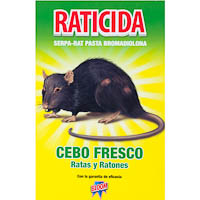 Bloom raticida de 20cl. en spray
