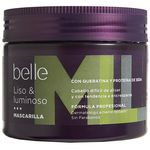 Belle mascarilla liso luminoso de 30cl.