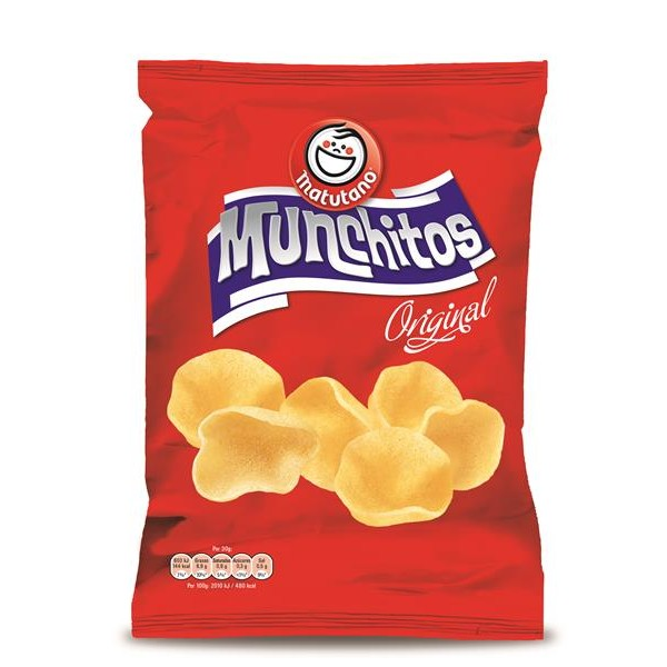Munchitos aperitivo munchitos original de 160g. en paquete