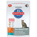 Hill's Science plan sterilised cat alimento especial gatos esterilizados con atun de 1,5kg. en bolsa
