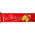Regal fig rolls galletas rellenas higo de 170g. en paquete