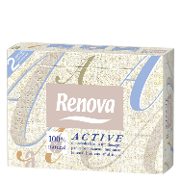 Renova pañuelos faciales 100% natural 46
