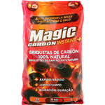 Magic briquetas carbon vegetal de 1,6kg. en bolsa